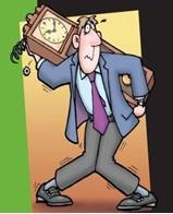 gestão do tempo para líderes